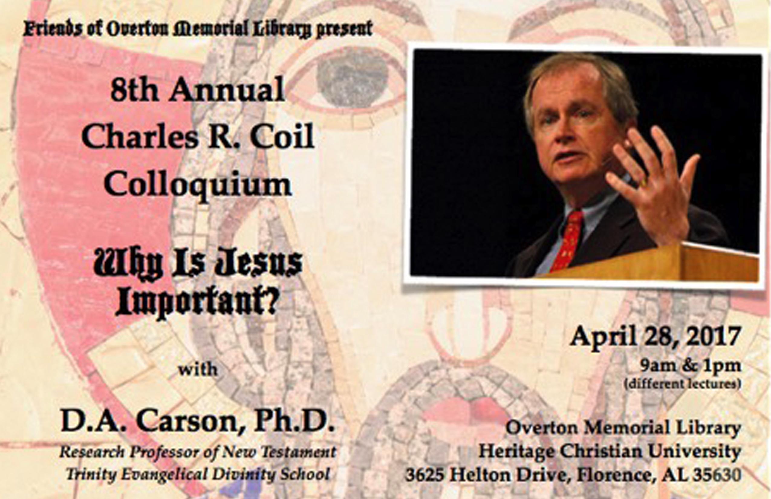 8th Annual CCC - D.A. Carson