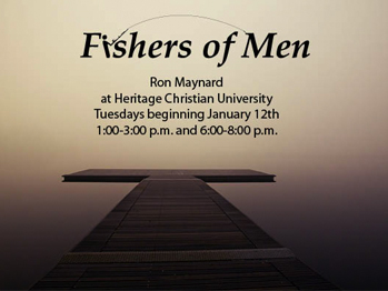 Fishers of Men Event