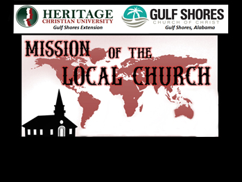 Gulf Shores Extension Event Image