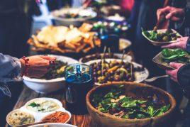 HCU Thanksgiving Banquet