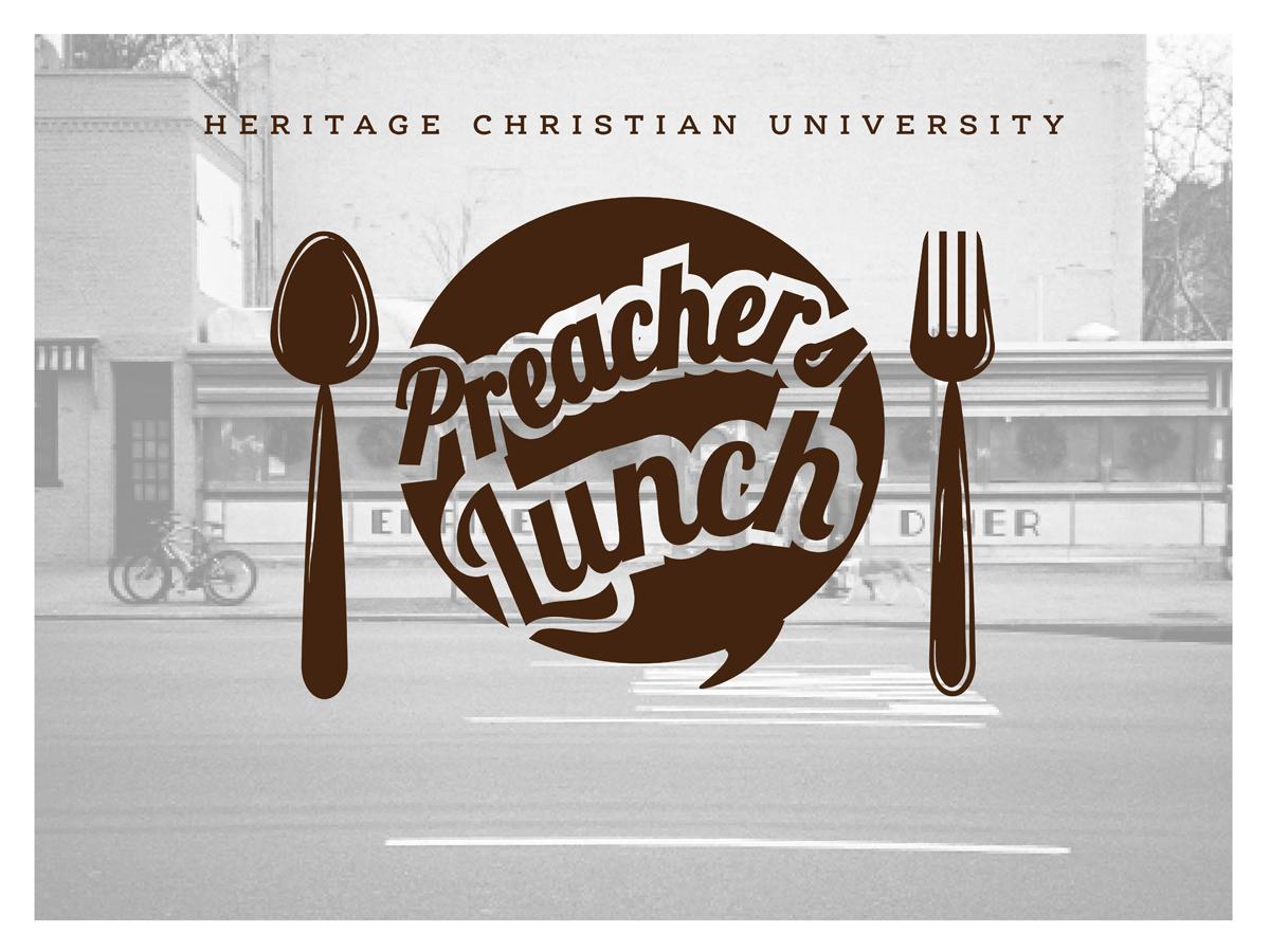 Preachers' Luncheon 1-18