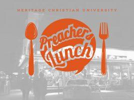 February 2017 Preachers' Luncheon
