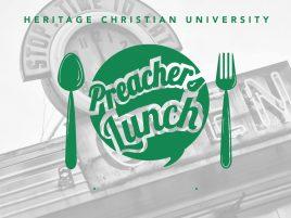 April 2017 Preachers' Lunch