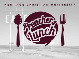 May 2017 Preachers' Lunch