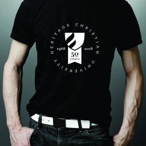 HCU 50th Anniversary T-shirt