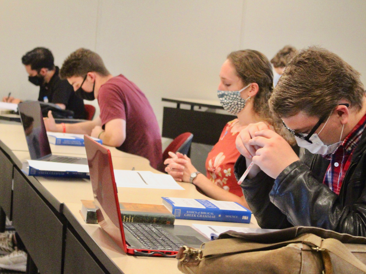 Enrollment On the Rise at HCU